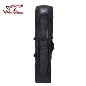 "48"" 1.2m Dual Tactical Rifle Sniper Carry Case Gun Bag Backpack pictures & photos"