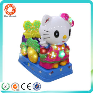 Coin Operated Amusement Park Winnie The Pooh Kiddie Ride Game Machine pictures & photos