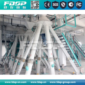 Floating Fish Feed Extruder Machine/Feed Extruding Line Price pictures & photos