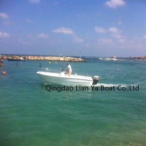Liya 5m Motor Fishing Boat Fiberglass Hull Boat Sale pictures & photos