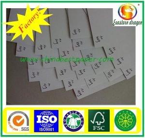 400GSM Duplex Board with Grey Back pictures & photos