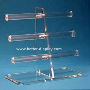 Clear Plastic Acrylic Bangle Display Box/Case pictures & photos