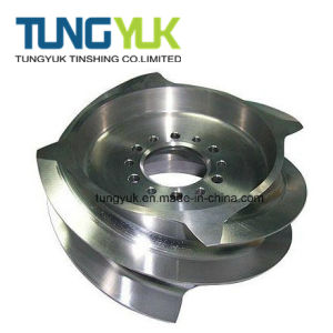 High Quality CNC Precision Turning Machining Parts with Stainless Steel pictures & photos