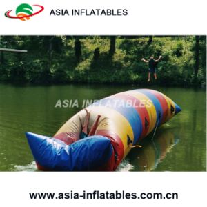 PVC Tarpaulin Inflatable Water Blob, Inflatable Water Jumping Pillow pictures & photos