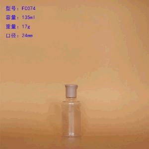 135ml Plastic Bottle with Screw Caps pictures & photos