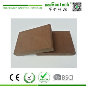 Wood Plastic Composite Solid Flooring Board (FSC CERTIFICATE) pictures & photos