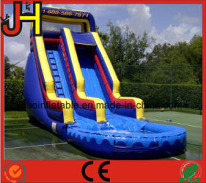 Competitive Price Inflatable Slide with Pool for Sale pictures & photos