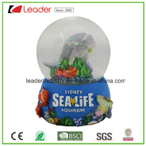 Water Globe Crystall Ball Snowglobe with Glitterdome for Home Decoration, Custom Snow Globe pictures & photos