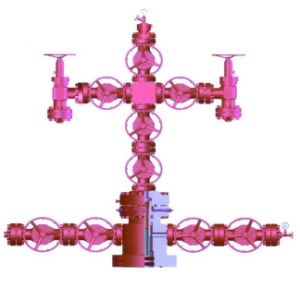 Wellhead Equipment & Xmass Tree
