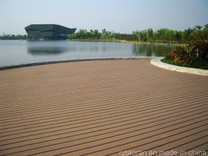 Wood Plastic Composite Outdoor WPC Decking Flooring pictures & photos