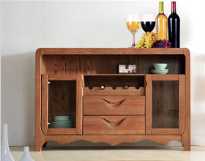 Elegant and Functional Solid Wood Cupboard /Storage Cabinet pictures & photos