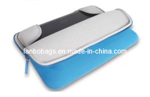 Fashion Zipper Neoprene Tablet Sleeve Bag