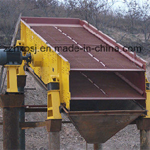 Inclined Vibrating Screen for Crushed Stones pictures & photos
