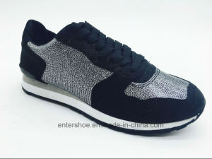 Young Style Leisure Running Sports Shoes for Lady (ET-MTY160333W)