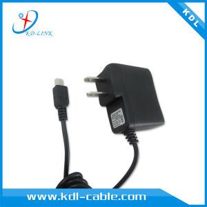 AC DC Power Adapter EU Us UK Plug 5V 1.5A Micro USB Charger