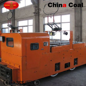Heavy  Duty Underground Diesel Electric Locomotive pictures & photos