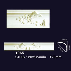 1065 High Quality From Factory Waterproof PU Moulding Board