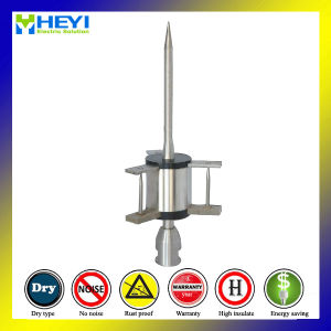 Ly30-Z-3.1 Stainless Steel Lightning Rod Lightning Arrester Rod pictures & photos