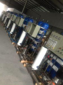 Manufacturer of RO Water Treatment Equipment with 9000lph pictures & photos