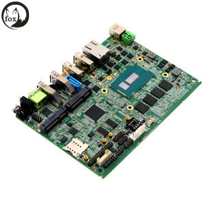 Brodwell-U Series Soc Mainboard Onboard 2GB/4GB DDR3l Memory pictures & photos