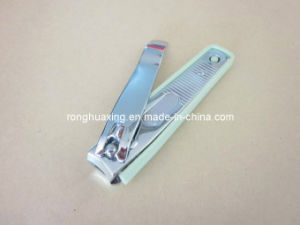 Nail Clipper with Laser File and Clipping Catcher N-211bs pictures & photos
