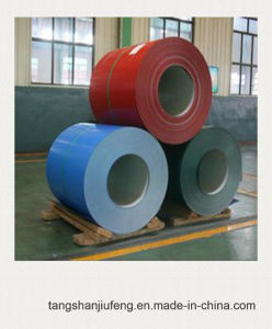 Hight Quality Prepainted Galvanized Steel Coil with Many Colors pictures & photos