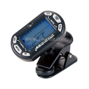 3 in 1 Metro Tuner for Chromatic/Guitar/Bass/Violin (WMT-30) pictures & photos
