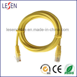 Cat5e Patch Cables, UTP/FTP/SFTP, Copper or CCA or CCS Conductor pictures & photos