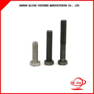CNC Gr2 Gr5 Titanium M16 Hex Bolt with Nut and Washers pictures & photos