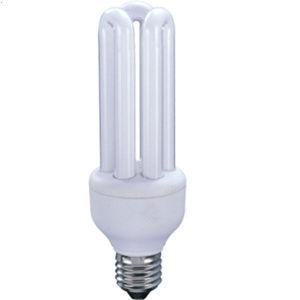 Cheap CFL Bulb 2u 3u Shape 7W 9W Small Fluorescent Light pictures & photos
