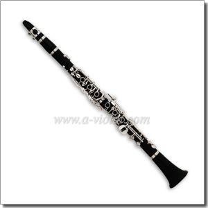 Ebonite Body 20 Keys Children Eb German Clarinet (CL3105N) pictures & photos