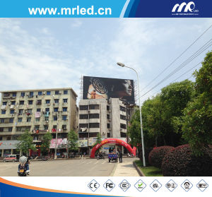 Roof Outdoor LED Billboard Display Screen pictures & photos