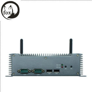 Atom N2800 Industrial Fanless PC (IPC-NFN28L) pictures & photos