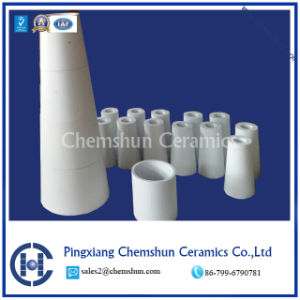 Alumina Ceramic Cylinder Ring as Wear Resistant Pipe Linings pictures & photos