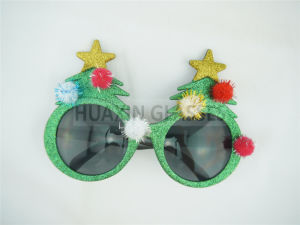 Tree Party Glasses for Christmas