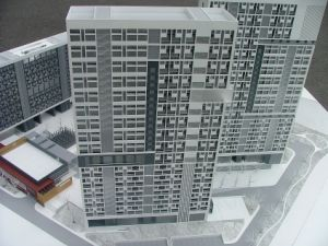 Architectural Model Making of Apartments (JW-348) pictures & photos