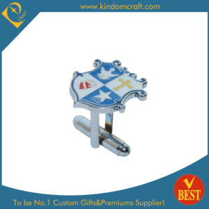Wholesale Custom Metal Cuff Link for Men′s Shirt pictures & photos