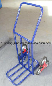 Stair Climbing Hand Trolley with Six Wheels Ht1313 (HT1312A)