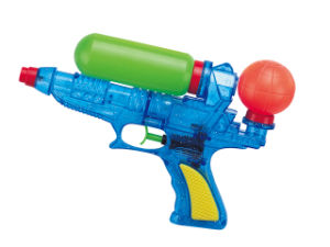 Promotion Summer Plastic Toys Small Water Gun for Kids (H0998003) pictures & photos