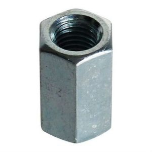 2016 Hot Sale Hexagonal Long Nut Coupling Nut DIN6334 pictures & photos