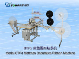 Mattress 3D Mesh Sewing Machine pictures & photos