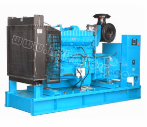 140kw Open Type Diesel Generator with Weifang Tianhe for Home & Commercial Use pictures & photos