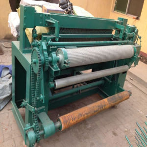 High Quality Welded Wire Mesh Machine pictures & photos