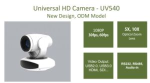 New Project HD USB Camera PTZ Video Conference Camera with 20X Zoom pictures & photos