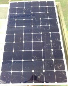 Hot Selling Sunpower Cell Semi Flexible Solar Panel 200W 34V