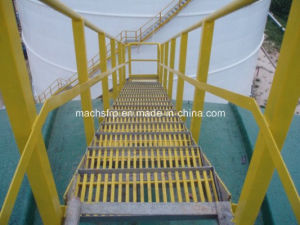 FRP Stair Treat &GRP Stair Treat with Gritted pictures & photos