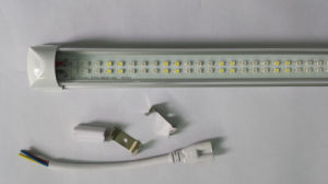 T8 18W 1.2m 220V White 3528 LED Grow Tube pictures & photos