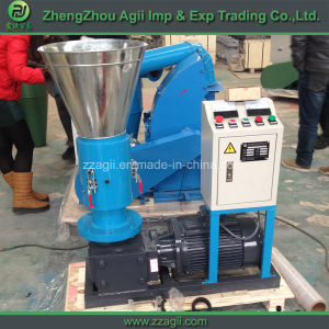 Home Use Flat Die Pellet Mill, Poultry Feed Pellet Machine, Animal Feed Pellet Making Mill pictures & photos