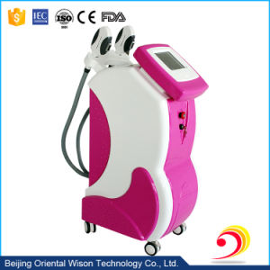 3 Handles E-Light (IPL &RF) Hair Removal Beauty Equipment pictures & photos