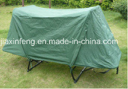 Double Layer Outdoor Camping Bed Tent pictures & photos